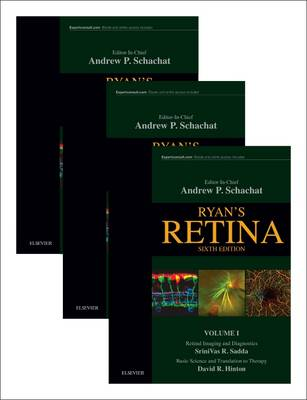 Ryan's Retina, 6th Edition