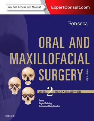 Oral and Maxillofacial Surgery 3e: Volume 2