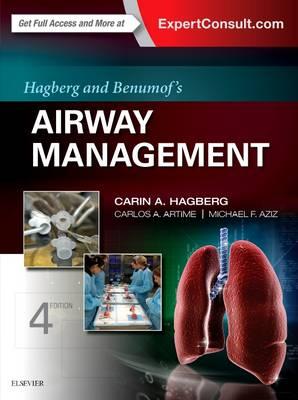 Hagberg and Benumof's Airway Management
