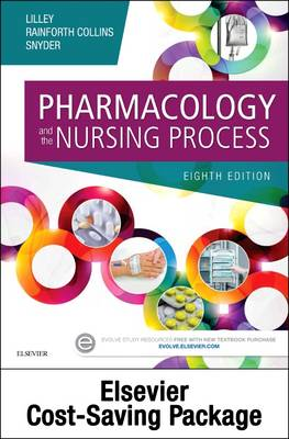 Pharmacology and the Nursing Process - Text and Elsevier Adaptive Learning Package 8e