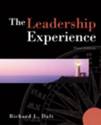 Ise Leadership Experience