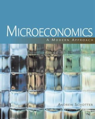Microeco A Modern Approach