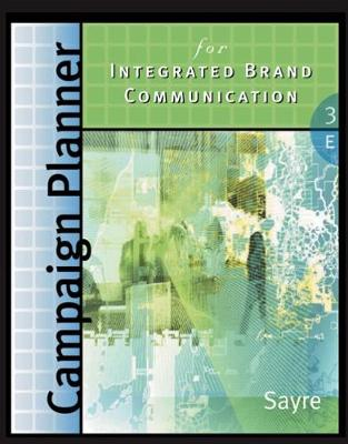 Campaign Planner for Integrated Brand Communications