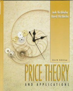 Price Theory & Applications 6ed + Study Guide
