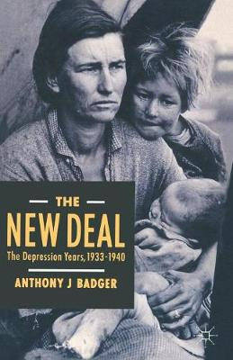 The New Deal: Depression Years, 1933-40