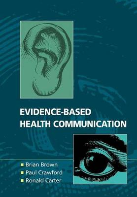Evidence-Based Health Communication, Sc