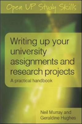 WRITING UP YR UNIV ASSIGNMTS and RES, SC