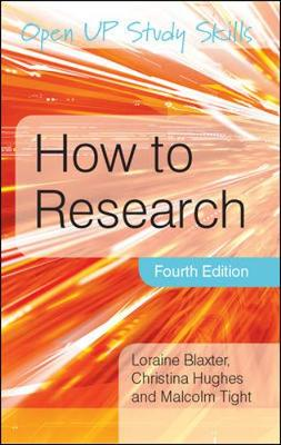 How To Research 4E, Sc
