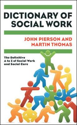 Dictionary Of Social Work, Sc