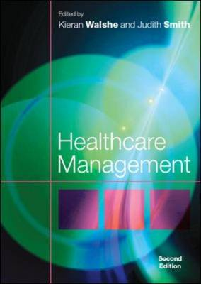 Healthcare Management 2E. Sc