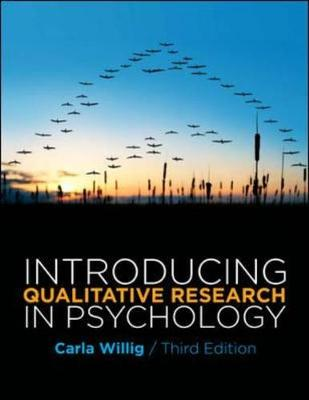Introducing Qualitative Research in Psychology 3E