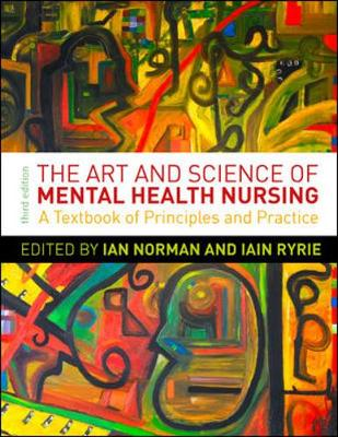 ART and SCIENCE MENTAL HEALTH NURSING 3E,S