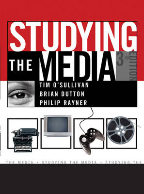 STUDYING THE MEDIA AN INTRO