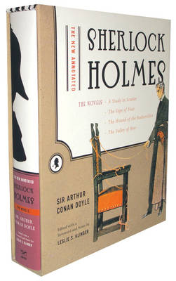 The New Annotated Sherlock Holmes: v. 3: Novels