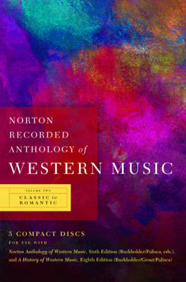 Norton Anthology of Western Music: v. 2
