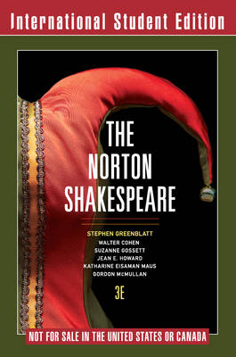Norton Shakespeare 3E International Student Edition with Registration Code
