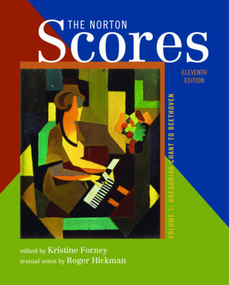 Norton Scores: A Study Anthology: v. 1