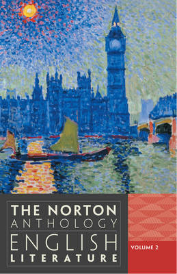 The Norton Anthology of English Literature: v. 2