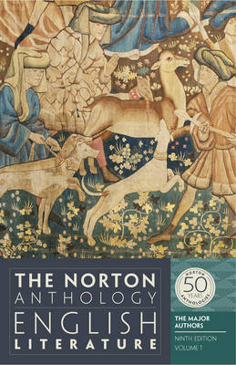 The Norton Anthology of English Literature, the Major Authors: v. 1: Major Authors