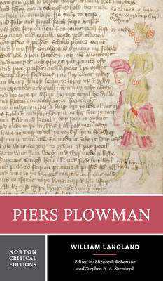 Piers Plowman: The Donaldson Translation, Select Authoritative Middle English Text, Sources and Backgrounds, Criticism