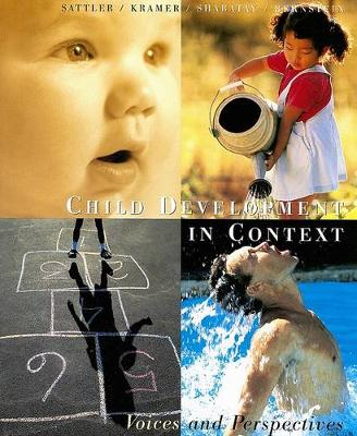 Child Development in Context : Voices and Perspectives