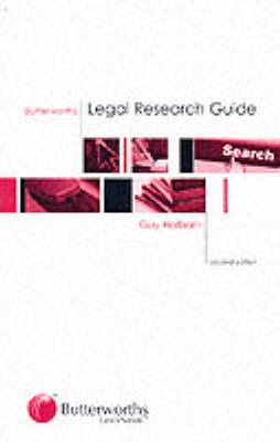 Butterworths Legal Resource Guide