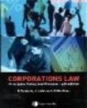 Corporations Law: Principles, Policy and Process