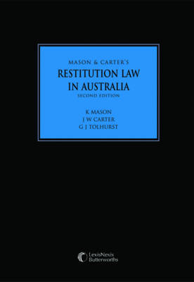 Restitution Law in Australia