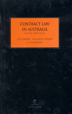 Contract Law in Australia