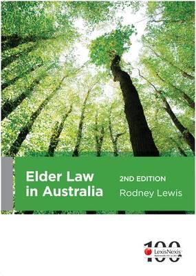 Elder Law in Australia 2nd Edition