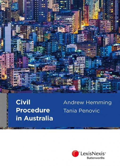 Civil Procedure in Australia