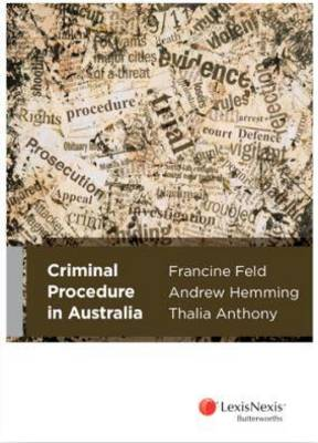 Criminal Procedure in Australia