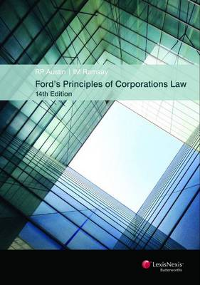 Ford's Principles of Corporations Law