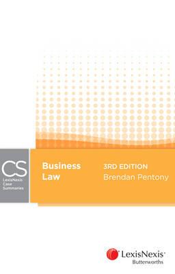 Business Law - LexisNexis Case Summaries