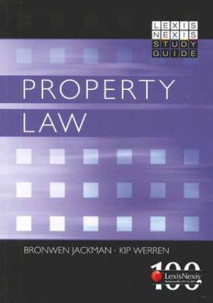 Quick Reference Card - Property Law