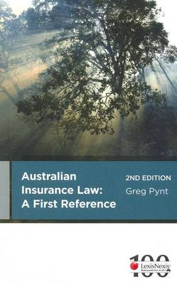 Insurance Law: A First Reference