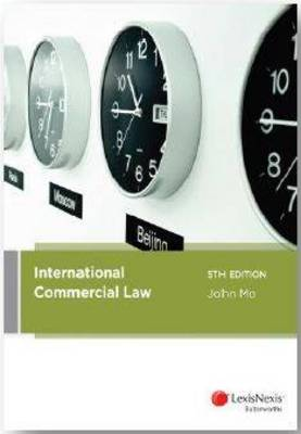 International Commercial Law 5th Edition