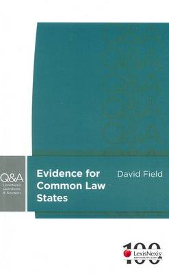 Evidence for Common Law States