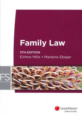 Focus Series Family Law 5th Edition