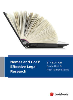 Nemes and Coss' Effective Legal Research