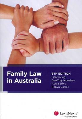 Family Law in Australia 8th Edition