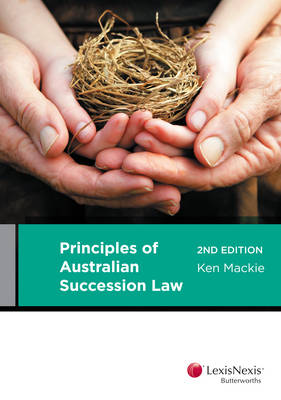 Principles of Australian Succession Law