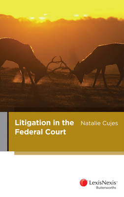Litigation in the Federal Court