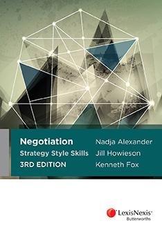 Negotiation Strategy Style Skills