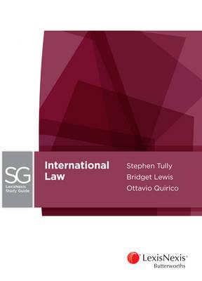 Lexisnexis Study Guide: International Law