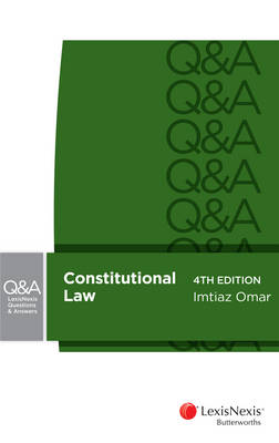 Lexisnexis Questions and Answers - Constitutional Law