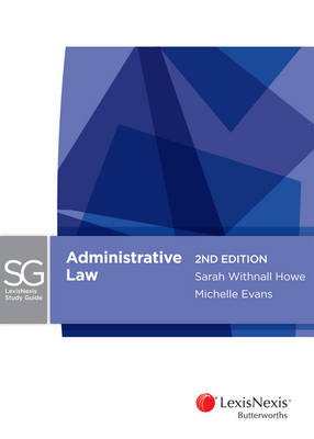 Lexisnexis Study Guide: Administrative Law