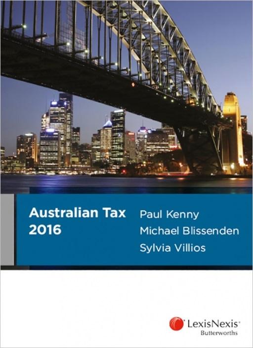 Australian Tax 2016