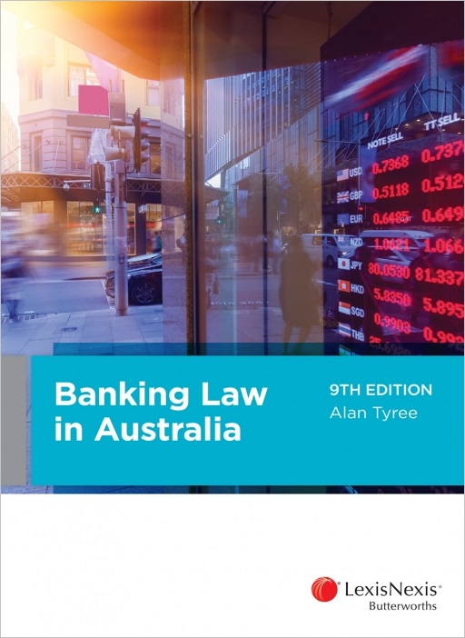Banking Law in Australia, 9th edition