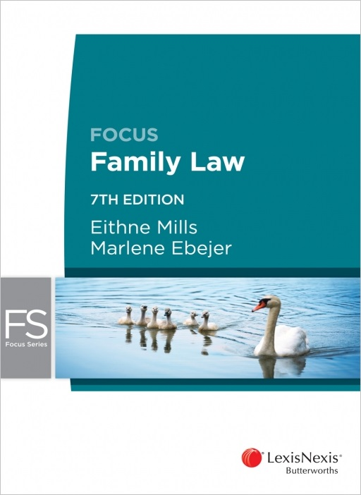 Focus: Family Law 7th edition